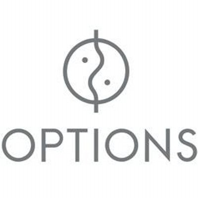 Logo de la société Options